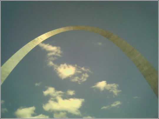hey look! it's an arch!