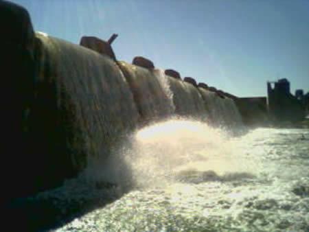Ohio River Falls
