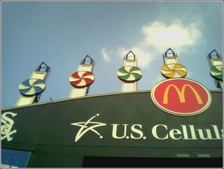 US cellular Field